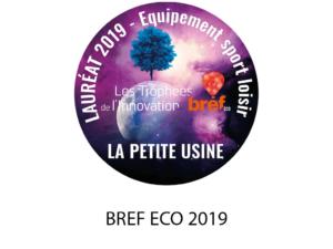 Le réchaud Fouclette mis à l'honneur au trophées de l'innovation bref eco